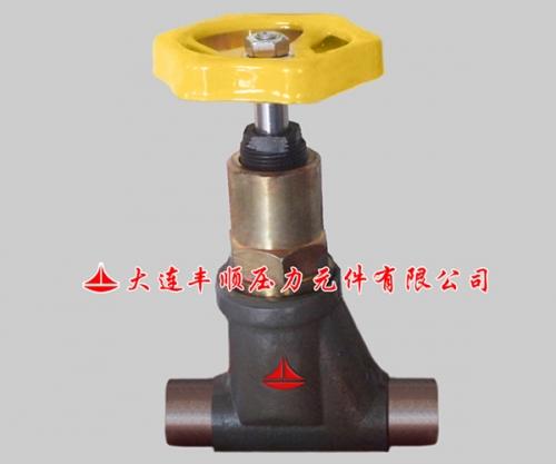 钢制焊接阀