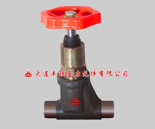 钢制焊接式节流阀